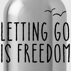 Letting Go Is Freedom Sweaters - Drinkfles