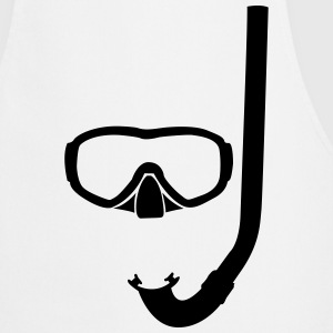 Mask and snorkel T-Shirts - Cooking Apron