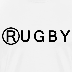 Rugby 2 Manches longues - T-shirt Premium Homme