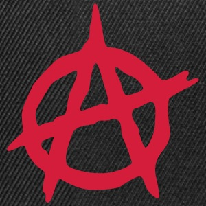 anarchy T-Shirts - Snapback Cap
