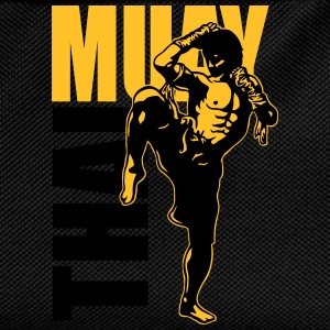 Muay Thai Fighter d. T-Shirts - Kids' Backpack