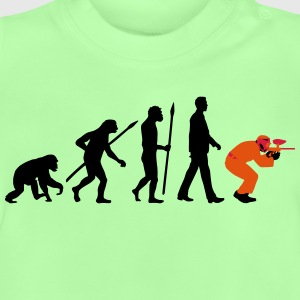 evolution_paintball_022015_e_3c T-Shirts - Baby T-Shirt