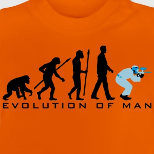 evolution_paintball_022015_d_3c T-Shirts - Baby T-Shirt
