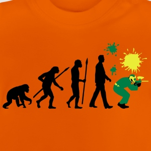 evolution_paintball_022015_f_3c T-Shirts - Baby T-Shirt