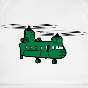 Helicopter helicopter military T-Shirts - Baseball Cap