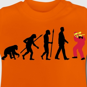 evolution_paintball_022015_h_3c T-Shirts - Baby T-Shirt