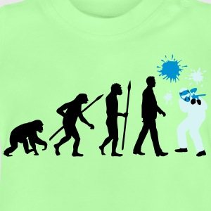 evolution_paintball_022015_i_3c T-Shirts - Baby T-Shirt