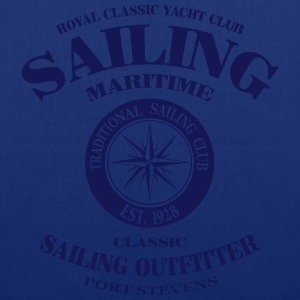 Maritime Sailing Pullover & Hoodies - Stoffbeutel