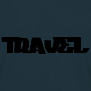 Pet Travel - Mannen T-shirt