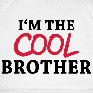 I'm the cool brother T-shirts - Basebollkeps
