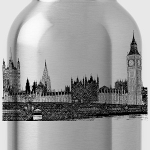 London T-Shirts - Trinkflasche