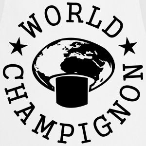 World Champignon Tee shirts - Tablier de cuisine
