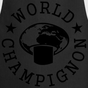 World Champignon T-Shirts - Cooking Apron