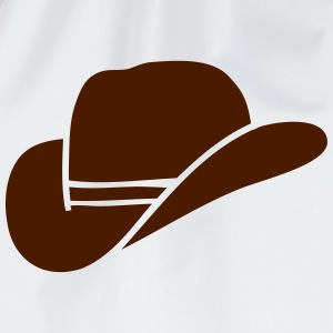 Cowboy hat Long Sleeve Shirts - Drawstring Bag