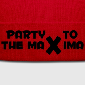 Koningsdag: Party to the Maxima T-shirts - Wintermuts