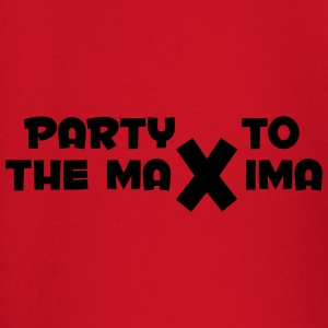 Koningsdag: Party to the Maxima T-shirts - T-shirt