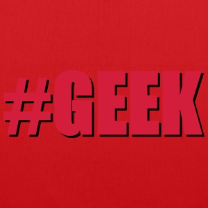 #geek Tee shirts - Tote Bag