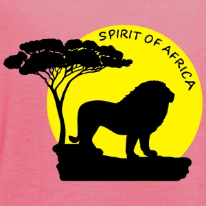 Spirit of Africa - Frauen Tank Top von Bella