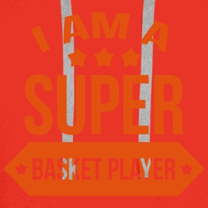 Super Basket Player / Basketball / Basket ball Shirts - Men's Premium Hoodie