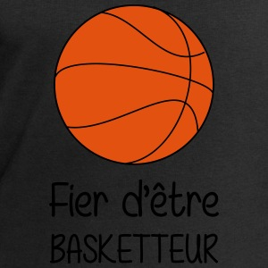 Fier d'être Basketteur / Basketball / Basket ball Sweats - Sweat-shirt Homme Stanley & Stella
