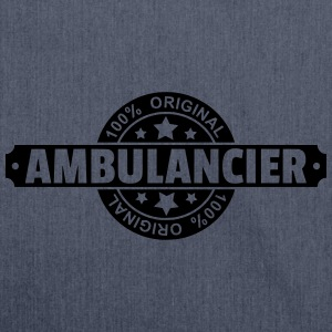 Ambulancier Tee shirts - Sac bandoulière 100 % recyclé