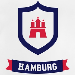 Hamburg badge Shirts - Baby T-Shirt
