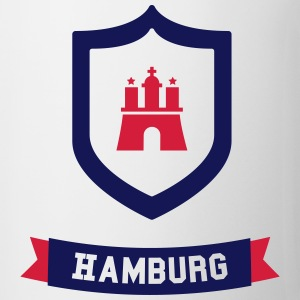 Hamburg badge Long sleeve shirts - Mug