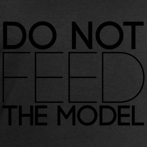 Do not feed the model Langarmshirts - Männer Sweatshirt von Stanley & Stella
