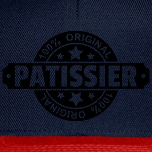 Pâtissier Tee shirts - Casquette snapback