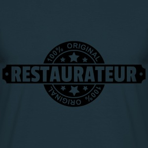 Restaurateur Sweat-shirts - T-shirt Homme