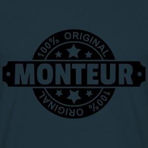 Monteur Sweat-shirts - T-shirt Homme