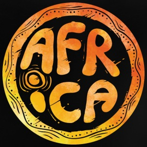 Lettering Africa Shirts - Baby T-Shirt