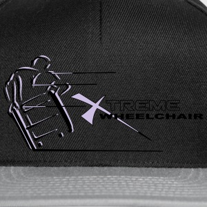 Xtreme wheelchair  Pullover & Hoodies - Snapback Cap