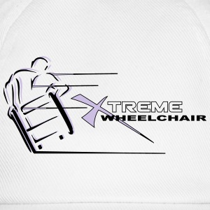 Xtreme wheelchair  T-Shirts - Baseballkappe