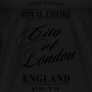 City of London Tank Tops - Männer Premium T-Shirt