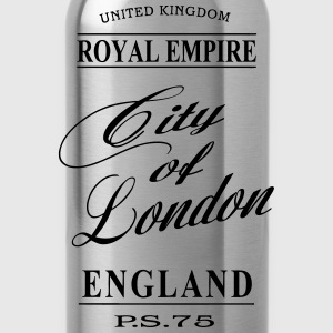 City of London Toppar - Vattenflaska