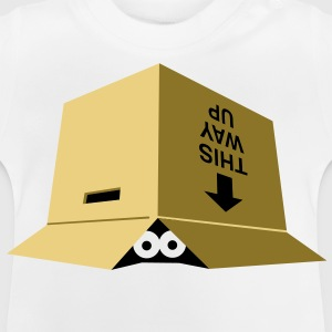 A moving box Shirts - Baby T-Shirt