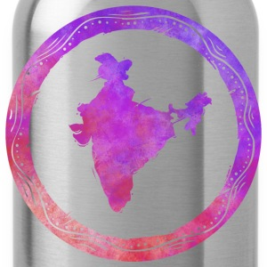 Map India T-Shirts - Water Bottle