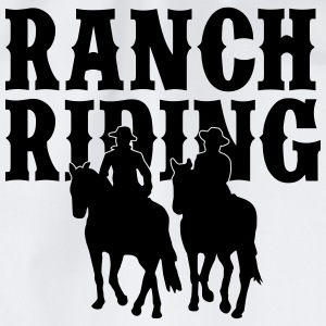 Ranch Riding T-Shirts - Turnbeutel