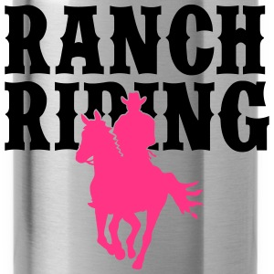 Ranch Riding Cowboy 2C Pullover & Hoodies - Trinkflasche