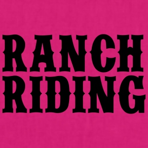 Ranch Riding Cowgirl Pullover & Hoodies - Bio-Stoffbeutel