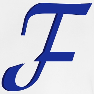 F, Buchstaben, Letters, Initialen Shirts - Baby T-Shirt