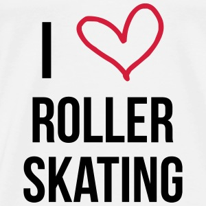 Roller Skating / Skater / Sport Hoodies - Men's Premium T-Shirt