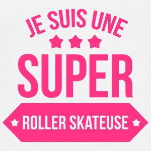 Super Roller Skateuse / Roller Skating Mugs & Drinkware - Men's Premium T-Shirt