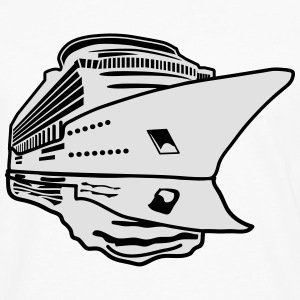 ship vacation travel cruise navigation T-Shirts - Men's Premium Longsleeve Shirt