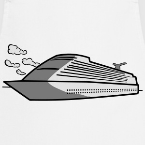 Ship sea cruise vacation T-Shirts - Cooking Apron