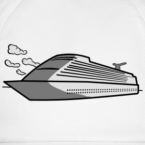 Ship sea cruise vacation T-Shirts - Baseball Cap