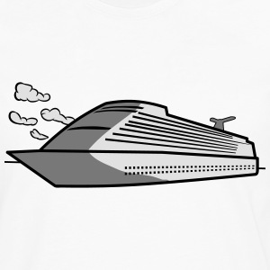 Ship sea cruise vacation T-Shirts - Men's Premium Longsleeve Shirt