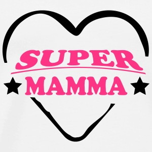 Super MAMMA 111 Tank Tops - Men's Premium T-Shirt