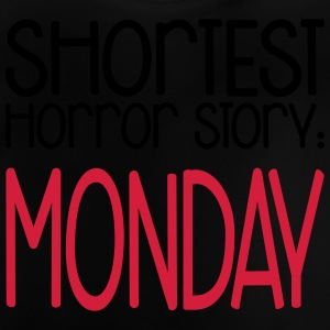 Shortest Horror Story: Monday Skjorter - Baby-T-skjorte